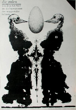 Die Zofen, 1986 r.