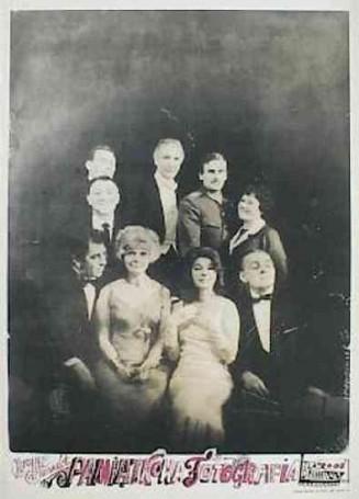 Pamiątkowa fotografia, 1967 r.