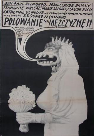 Polowanie na mężczyznę, 1969 r.