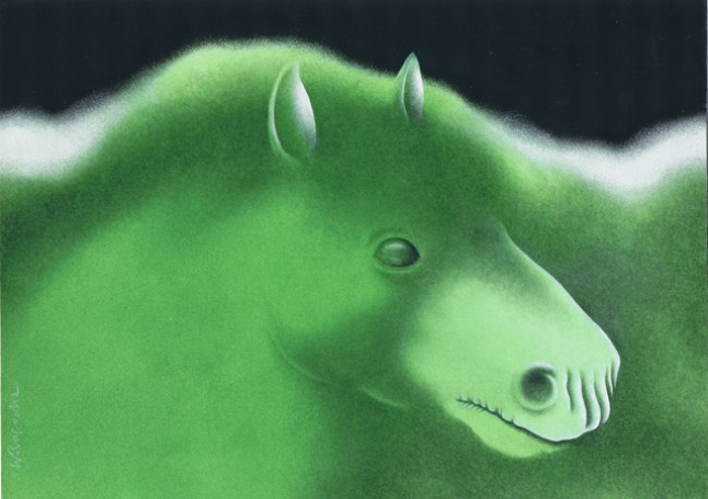Horse, 1987