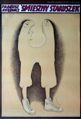 Śmieszny staruszek, 1970 r.