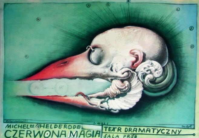Czerwona magia, 1971 r.