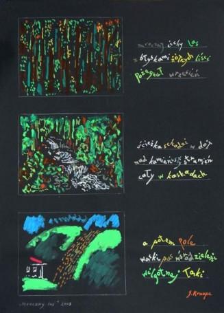 Mroczny las, 2003 r.