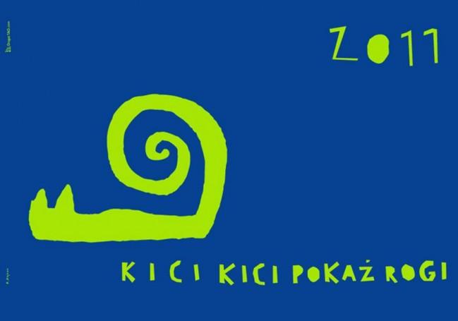 Kici kici pokaż rogi, 2011 r.