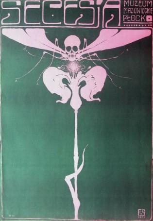 Secesja /zielona/, 1973 r.