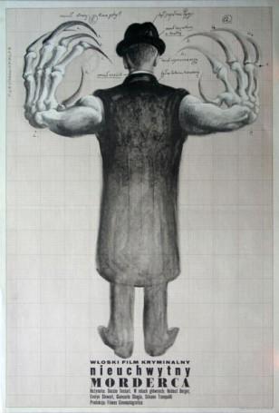 Nieuchwytny morderca, 1974 r., reż: Duccio Tessari