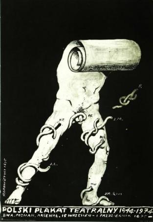 Polski plakat teatralny 1944-1974, 1975 r.