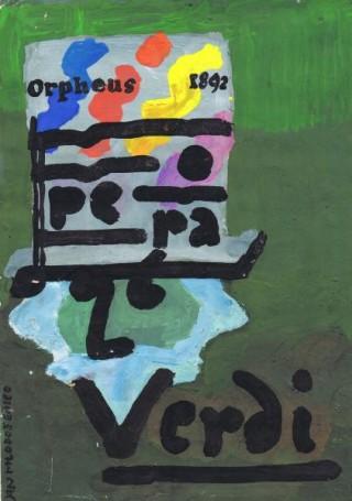 Opera Verdi. Orpheus 1892