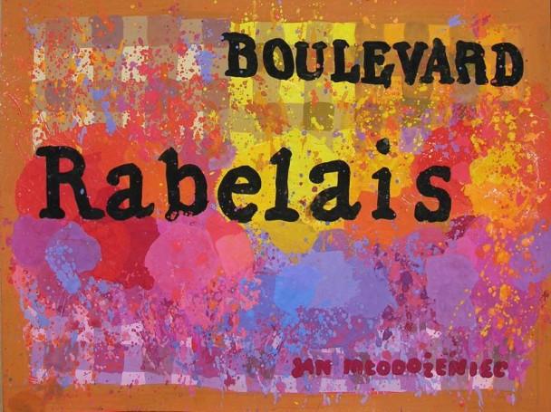 Boulevard Rabelais