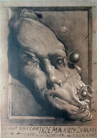 Trzema krzyzykami, 1978 r.