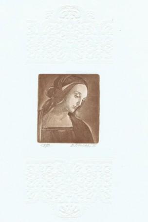 Portret kobiety, 1995