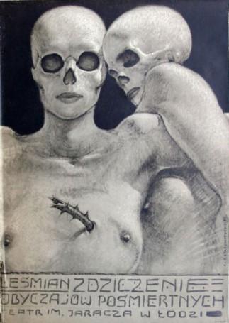 Zdziczenie obyczajow pośmiertnych, 1983 r.