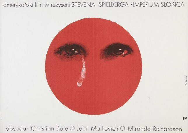 Imperium słońca, 1989 r., reż.: Steven Spielberg