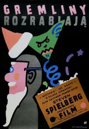 Gremliny rozrabiają, 1985 r., reż. Joe Dante