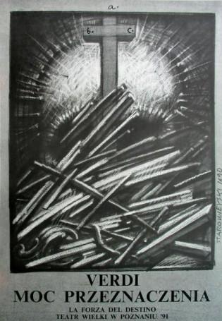 Moc przeznaczenia, 1991 r.
