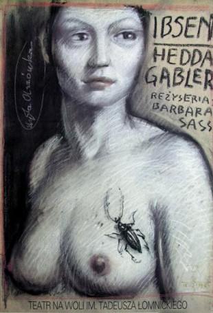 Hedda Gabler, 1998 r.