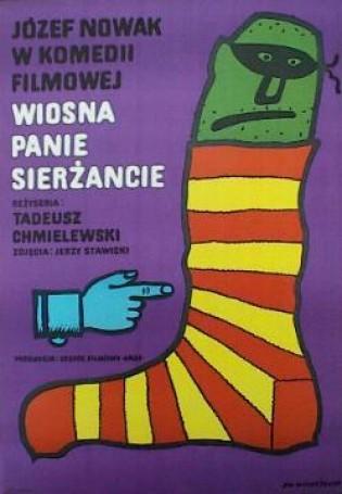Wiosna panie sierżancie, 1974 r., reż. Tadeusz Chmielewski