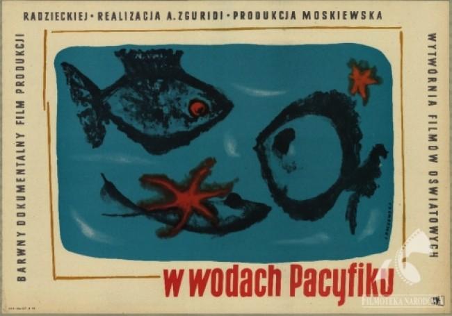 W wodach pacyfiku, 1958 r.
