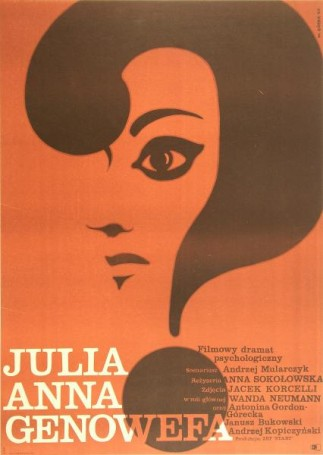 Julia Anna Genowefa, 1968 r.