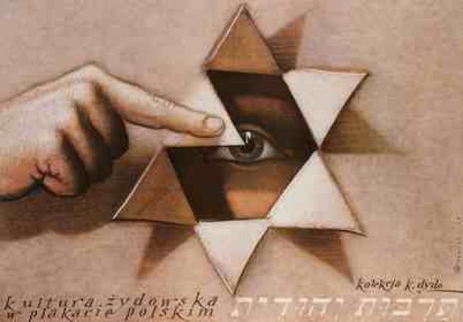 Kultura żydowska wplakacie polskim