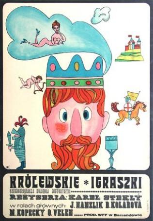 Krolewskie igraszki, 1970