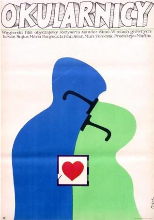 Okularnicy, 1970 r.
