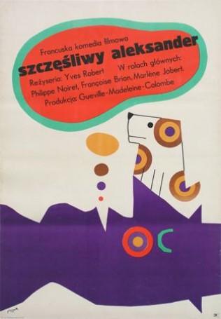 Szczęśliwy Aleksander, 1970 r.