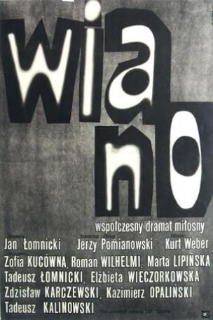 Wiano, 1963 r.