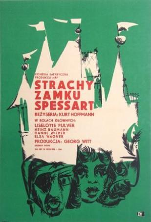 Strachy zamku Spessart