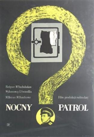 Nocny patrol, 1958 r.