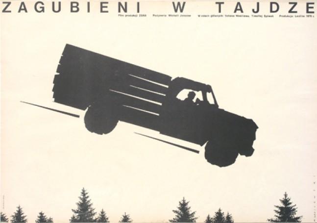 Zagubieni wTajdze, 1979 r.