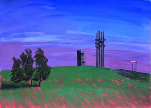 Pomnik grunwaldzki 2, 2009 r.