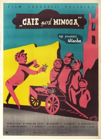 Cafe pod Minogą, 1959