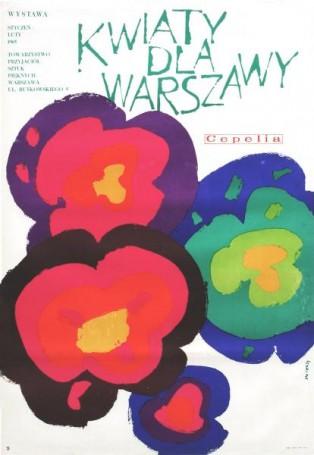 Kwiaty dla Warszawy, 1965 r.