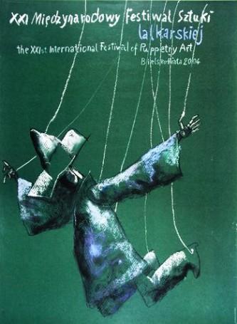 XXI Międzynarodowy Festiwal Sztuki lalkarskiej