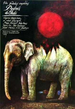 Podroz do Indii, 1986