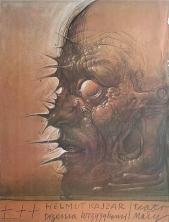 Trzema Krzyżykami, 1979 r.