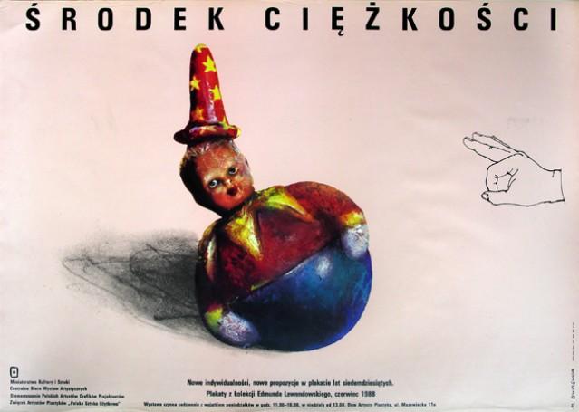 Środek ciężkości, 1988 r.