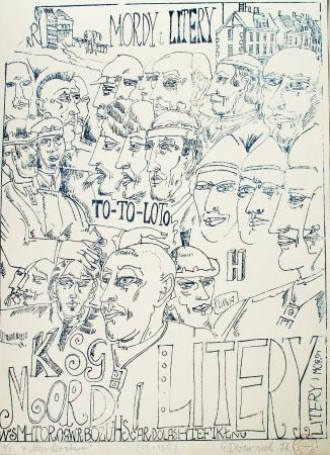 Morderstwo, 1976 r.