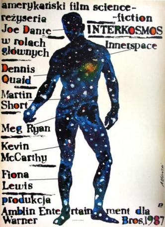 Interkosmos, 1989 r., reż: Dante Joe