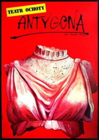 Antygona, Sofokles, 1980 r.