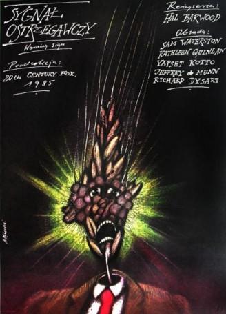 Warning Sign, 1986, director: Hal Harwood