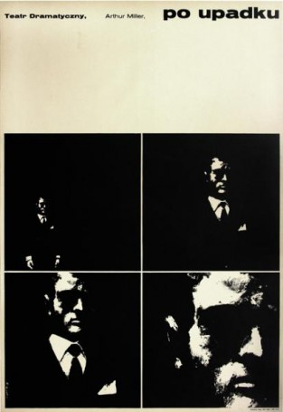 Po upadku, A. Miller, 1965 r.