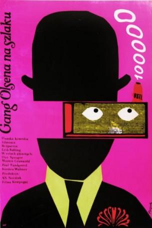 The Olsen Gang on the Track, 1977, director: Erik Dalling