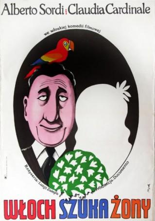 Włoch szuka żony, reż. Luigi Zampa, 1974 r.