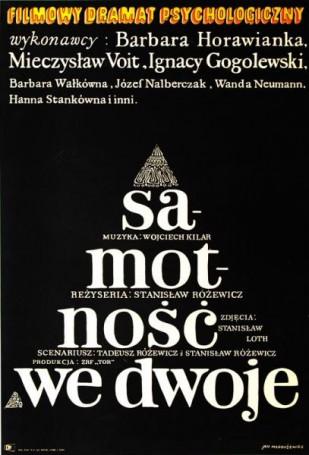 Samotnosc we dwoje, 1957, director S. Rozewicz