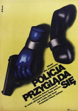 Police is watching, 1968, director: Roberto Infascelli