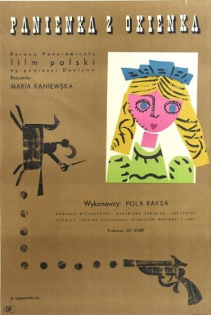 Panienka zokienka, Reżyseria, Maria Kaniewska, 1964