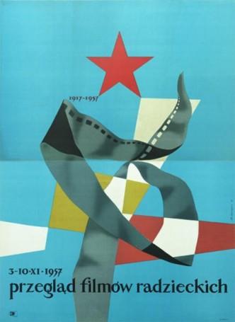3- 10. XI. 1957 Przegląd Filmów Radzieckich