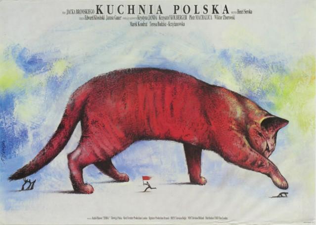 Kuchnia polska, reż.: Jacek Bromski